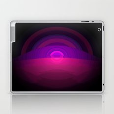 Pink Purple Digital Ombre Gradient Laptop & iPad Skin