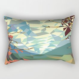 Landshape Rectangular Pillow