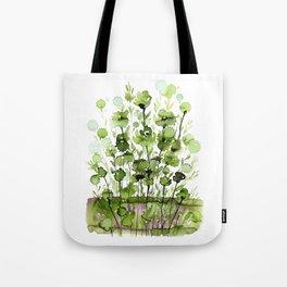 Floral Charm No.1I by Kathy Morton Stanion Tote Bag