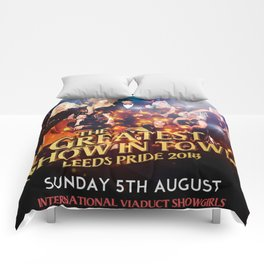 The Greatest Showman Magic Comforters
