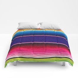 Serape of Mexico Comforters
