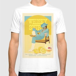 Whisky Sour T-shirt