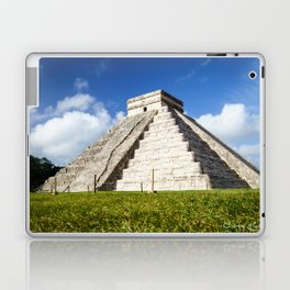 Chichen Itza Yucatan Mexico Laptop & iPad Skin
