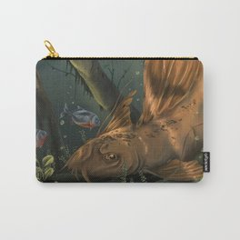 Golden Catfish  Carry-All Pouch