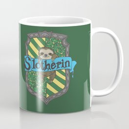 Slotherin Coffee Mug