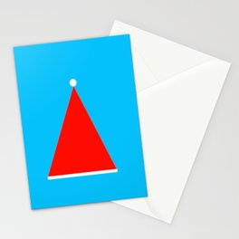 Santa's Hat Stationery Cards