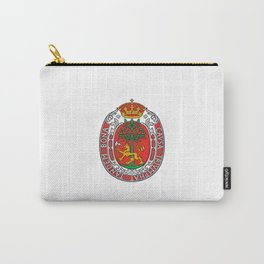 flag of Kristiansand Carry-All Pouch