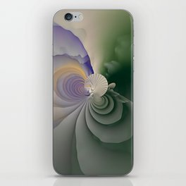 Fanned Out iPhone Skin