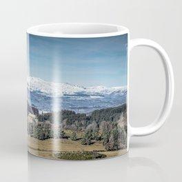 Mountain Landscape Panorama Coffee Mug