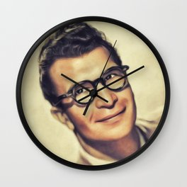 Dave Brubeck, Music Legend Wall Clock