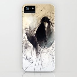 Silly Bird iPhone Case