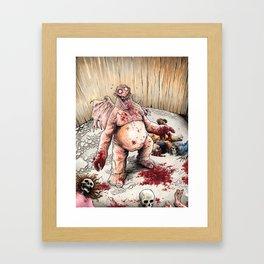 """""""Jedediah"""" Framed Art Print"""
