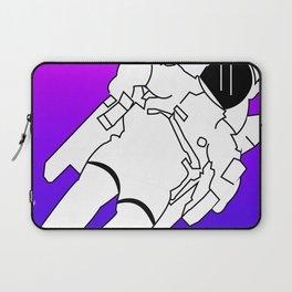 Bisexual Space Explorer Laptop Sleeve