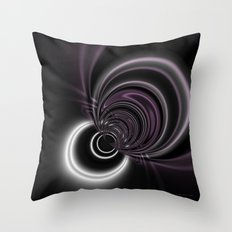 Deco Dreams 2 Abstract Throw Pillow