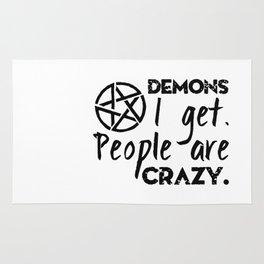 Demons I get Rug