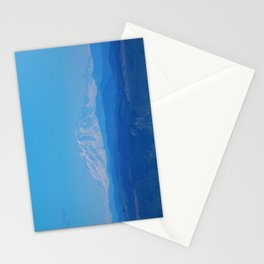 Mount Rainer Stationery Cards