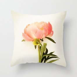 single simplicty Throw Pillow