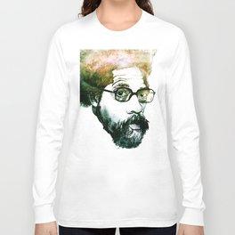 Dr. Cornel Ronald West (born June 2, 1953) Long Sleeve T-shirt