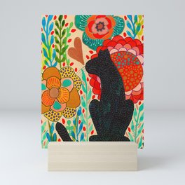 Sometimes My Love Is A Wild Thing Mini Art Print