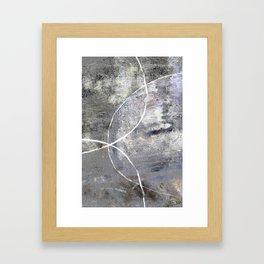 Canvas No. 1 Framed Art Print