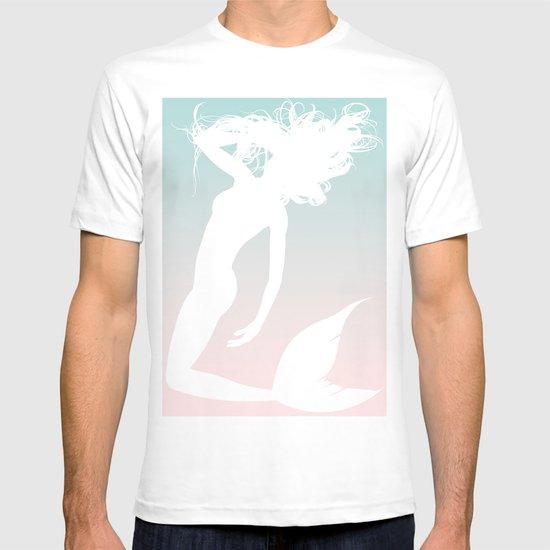 Mermaid. T-shirt