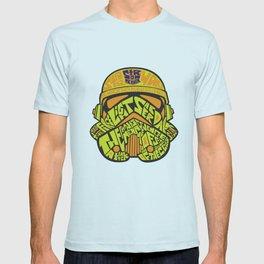 Neon Trooper. T-shirt