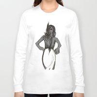 depeche mode Long Sleeve T-shirts featuring Mode by Pagan
