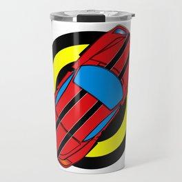 Sport car print design Travel Mug