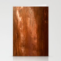 copper Stationery Cards featuring copper by gaus