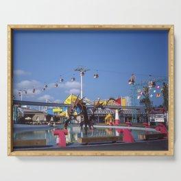 Expo 86 Marine Plaza Serving Tray