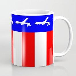 United States of Drones Coffee Mug