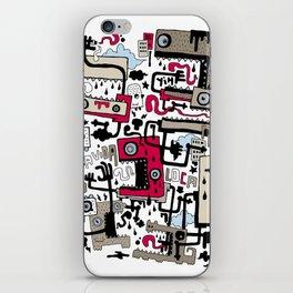 Sim Jam iPhone Skin