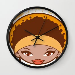 Bee-J Color2 Wall Clock