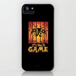 Gaming Horror Controller Gamepad iPhone Case