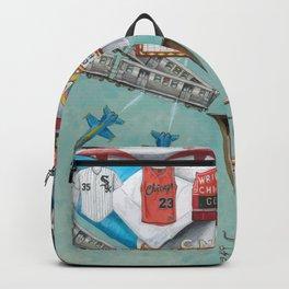 ChicaGo-Up Backpack