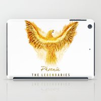 phoenix iPad Cases featuring Phoenix by Roma