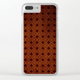 Labyrinth Lush Clear iPhone Case