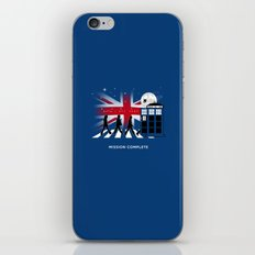 Doctor Who on Abbey Road! Keep Calm and Rock On! Harry Potter iPhone & iPod Skin