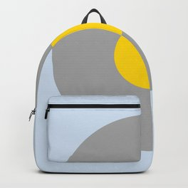 Yellow Moon Backpack