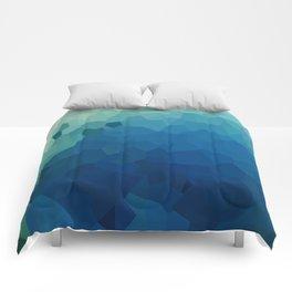Sea Moon Love Comforters