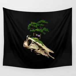 The Third Sanctuary Wall Tapestry