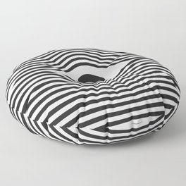 Stay Focused Floor Pillow