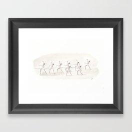 Concerto Barocco Framed Art Print