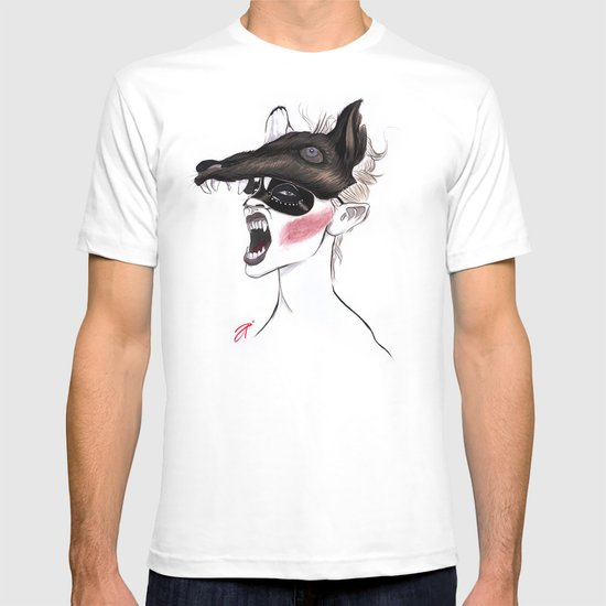 The Masquerade: The Wolf T-shirt