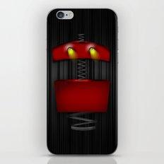 Tin Droid iPhone & iPod Skin