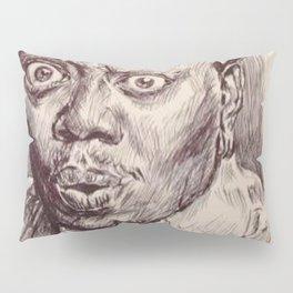 Bernie Mac Portrait Pillow Sham