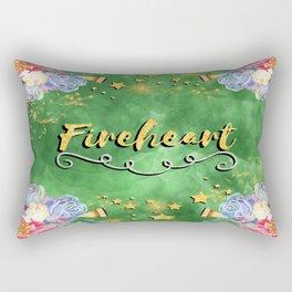 Fireheart Rectangular Pillow
