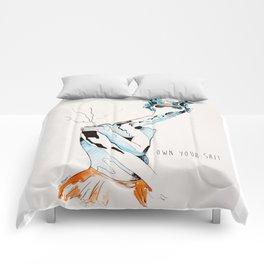 Myrtle Comforters