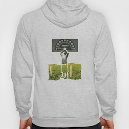 Don't Let The Speed Of Time, Fence You In...... Hoody
