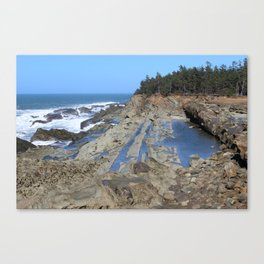 Shore Acres State Park, Coos Bay, OR Canvas Print